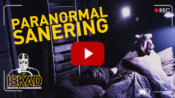 Paranormal sanering