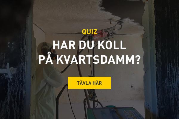 Quiz om kvartsdamm